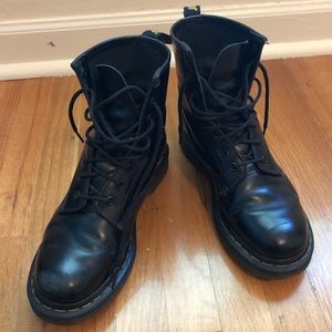 Dr Marten 1460 Smooth Sz 7 Black